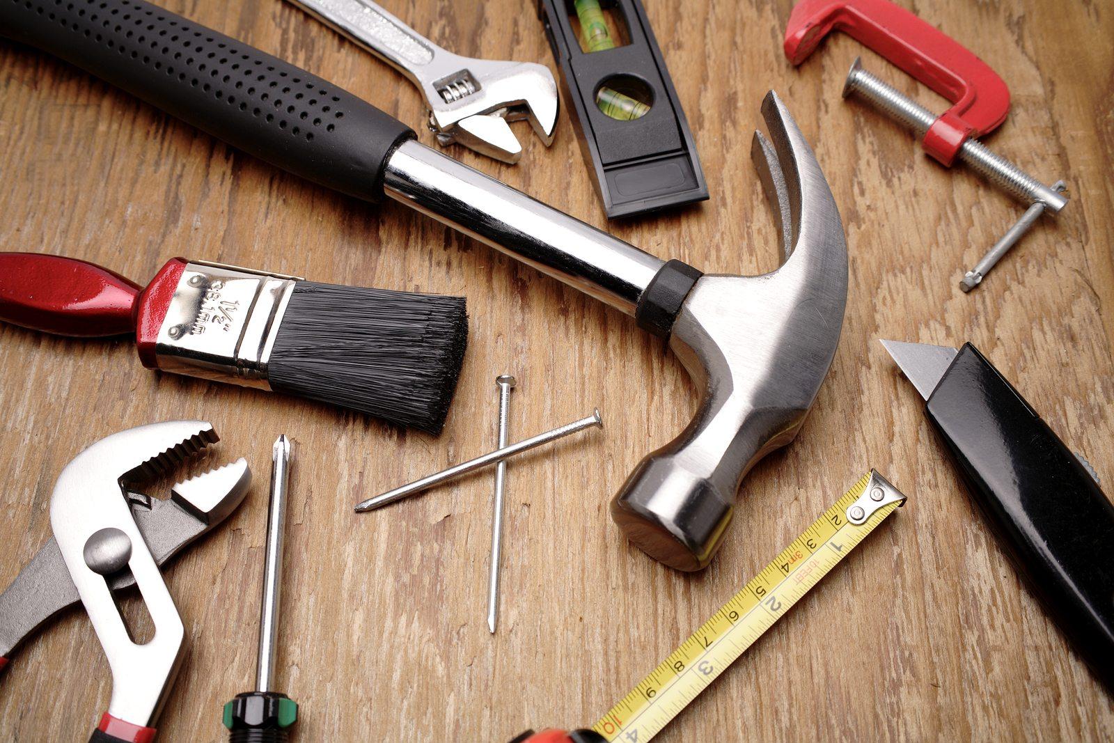 Инструменты для ремонта картинка
