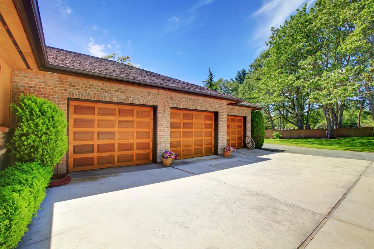 Картинки дома гаража
